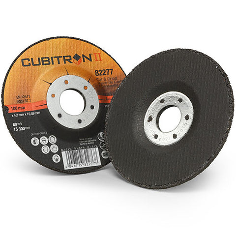 3M T27 Cubitron II cut and grind wheel