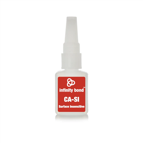 Infinity Bond CA-SI Surface Insensitive Super glue 1 oz Bottle