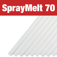Infinity Bond SprayMelt 70 APAO Hot Melt Glue Sticks product image