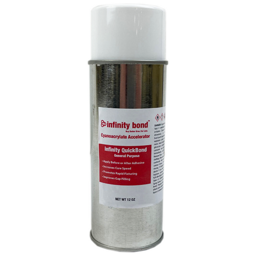 Infinity Bond CA Accelerator 8 oz spray pump