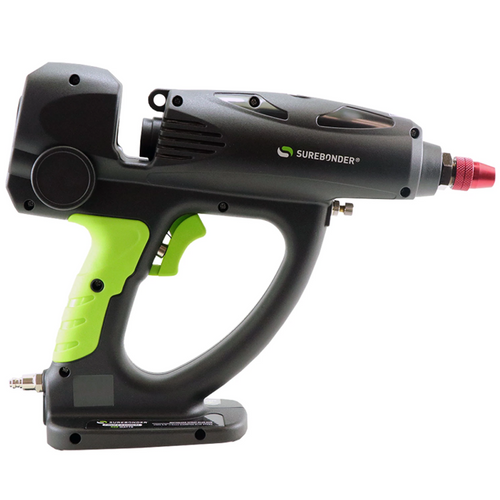 Surebonder Spray-500 Hot Melt Glue Gun for Spray Applications