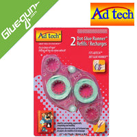 Ad Tech Dot Glue Runner Refill Cartridges