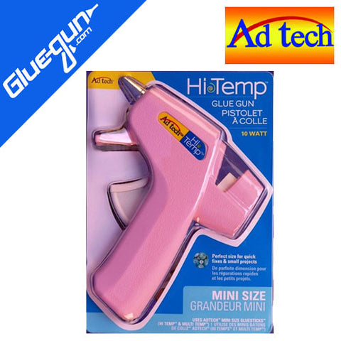 Ad Tech High Temp Mini Pink Glue Gun