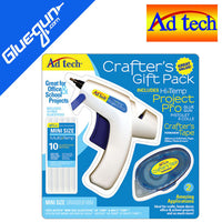 Ad Tech Crafters Glue Gun Gift Pack