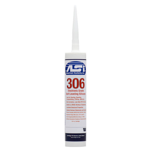 American Sealants Inc ASI 306 Silicone