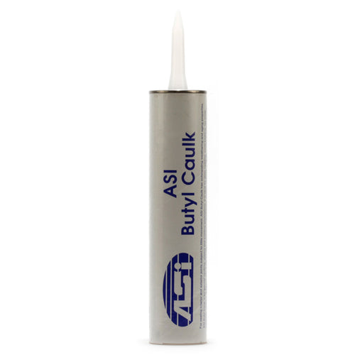 American Sealants Butyl Silicone Caulk