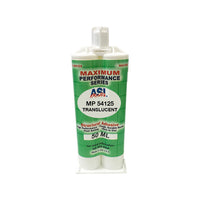 ASI MP 54125 translucent epoxy adhesive 50ml cartridge
