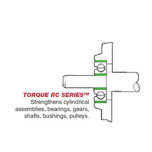 ASI TORQUE RC Series Retaining Compounds