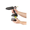 Power B-TEC 807 Battery Powered Glue Gun