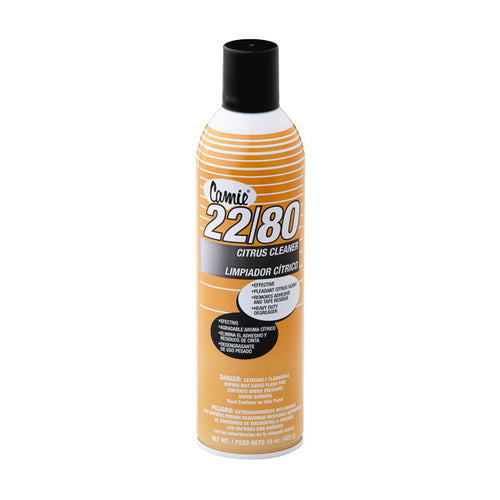 Camie 22/80 citrus cleaner, degreaser and adhesive remover