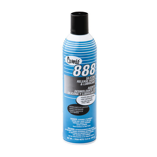 Camie 888 silicone spray lubricant and release agent