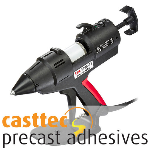 CastTEC all electric glue gun for precast concrete applications