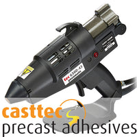 CastTEC spray glue gun for precast concrete applications