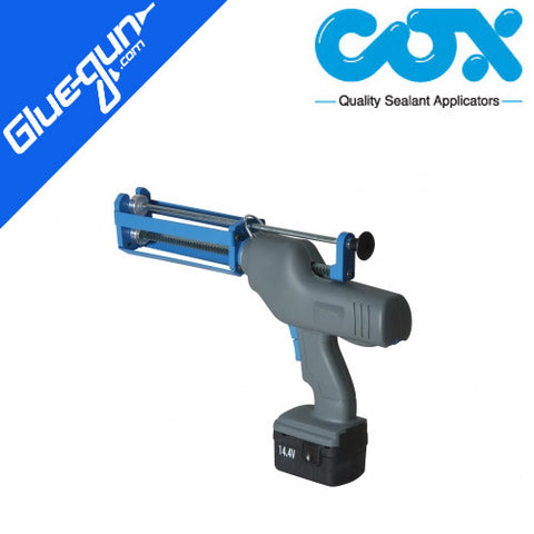 Cox 80400 Battery Powered 400mL Multi Ratio Cartridge Gun