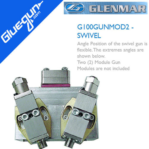 Glenmar G100 Two Module Swivel Gun