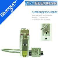 Glenmar G100F Single Module Fiberization (Spray) Glue Gun