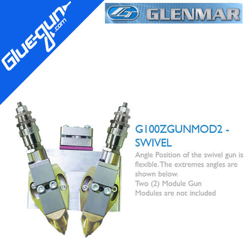 Glenmar G100Z Two Module Swivel Gun
