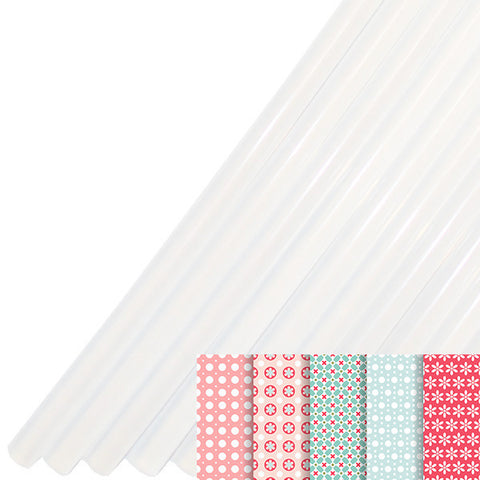 Glue sticks for bonding fabric