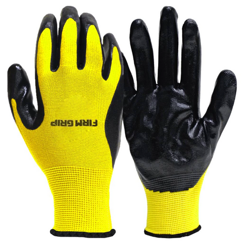 Hot Melt Safety Gloves