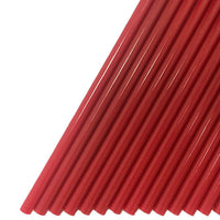 blood red colored glue sticks - by Infinity Bond