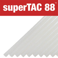 "Infinity SuperTAC 88 plastic and metal bonding glue sticks - 5/8"" size"