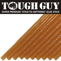 Infinity Bond Tough Guy Stick-to-Anything Hot Glue Sticks