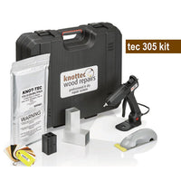 Power Adhesives KnotTEC Light Woodworking Kit
