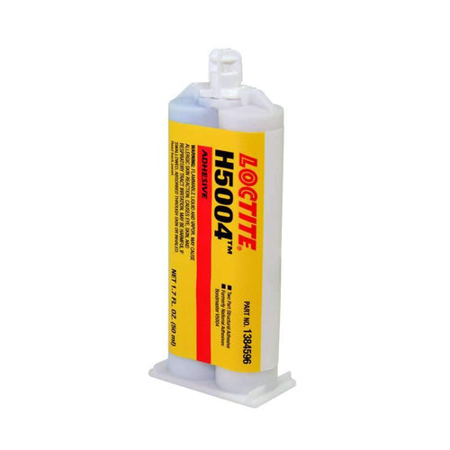 Loctite H5004 Acrylic Adhesive - Clear Bondline