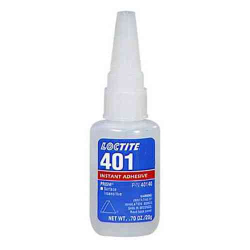 Loctite 401 Prism cyanoacrylate super glue 20 gram bottle