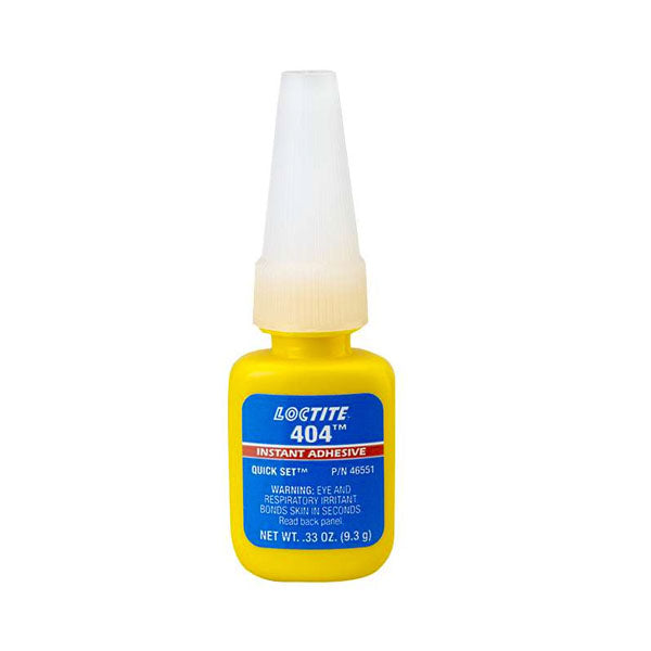 henkel loctite 404 instant adhesive cyanoacrylate all sizes