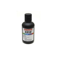 Loctite 4310 Flashcure light cure cyanoacrylate 1lb bottle.