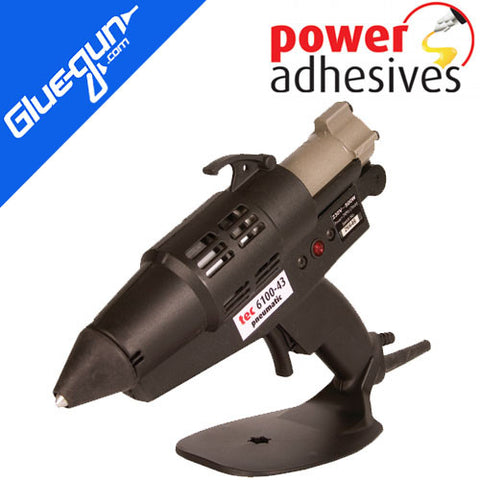 Power Adhesives TEC 6100 Pneumatic Glue Gun