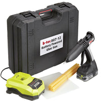 Power Adhesives B-TEC 807 Battery Powered Hot Glue Gun