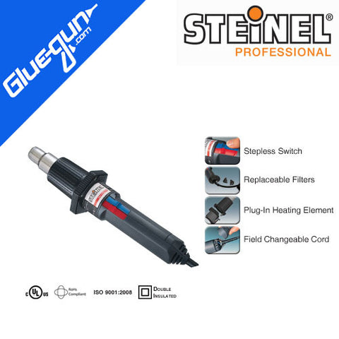 Steinel HG 2300EM Heat Gun with Electronic Thermocouple Control