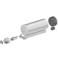 Sulzer Mixpac C-System 200ml 10:1 Cartridges