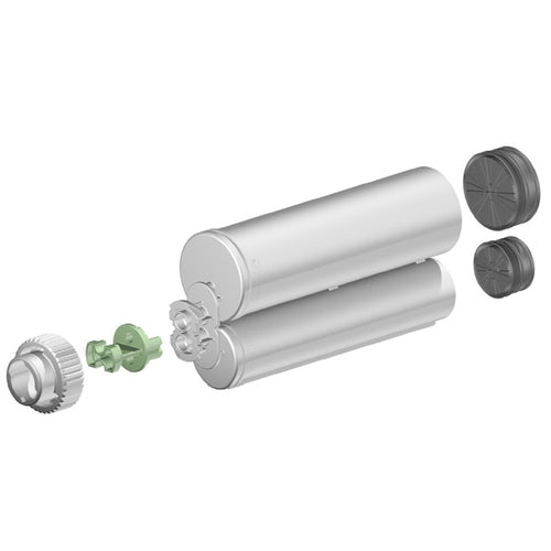 Sulzer Mixpac F-System 200ml 2:1 Cartridge