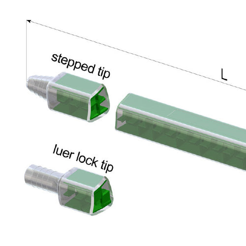 Sulzer MixPac F-System Mixing Nozzle for 10:1 /& 4:1 ratio larger 2 MFHX 08-18T