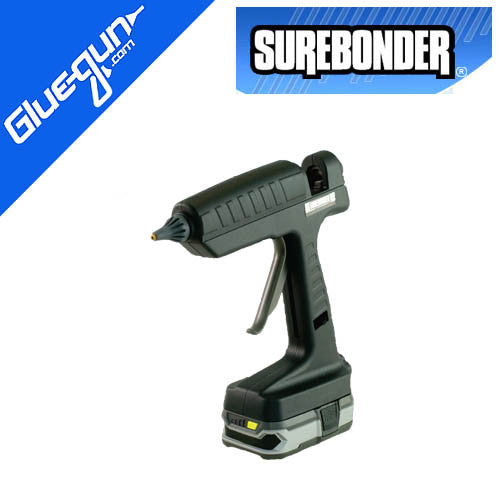 Surebonder Cordless Battery Powered Hybrid 120 Glue Gun