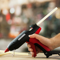 Surebonder PRO2-100 glue gun - in use