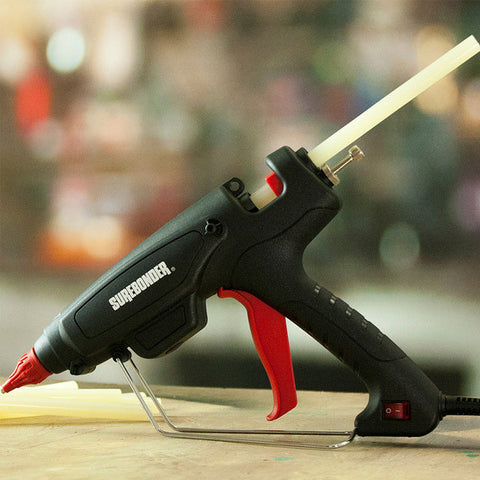 Surebonder PRO2-220 adjustable temperature glue gun