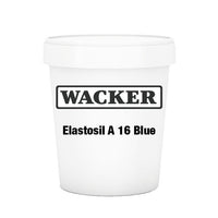 Wacker Elastosil A 16 Blue - Screen Printable Silicone