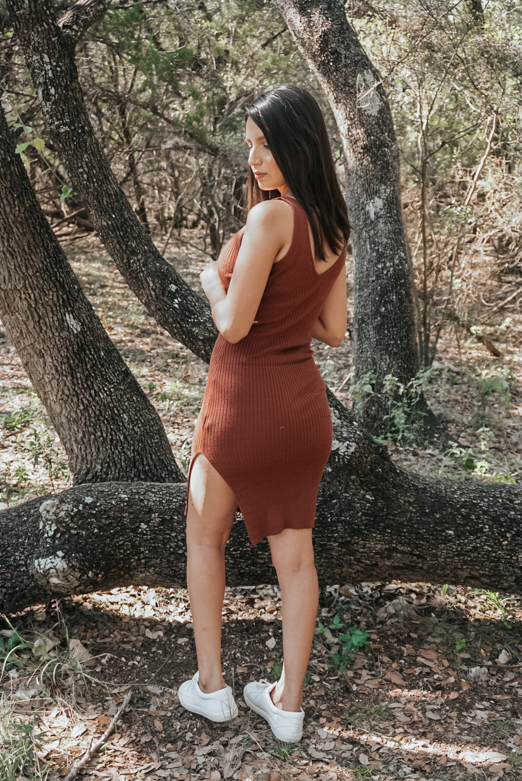 Beauty in Hazel - Dress