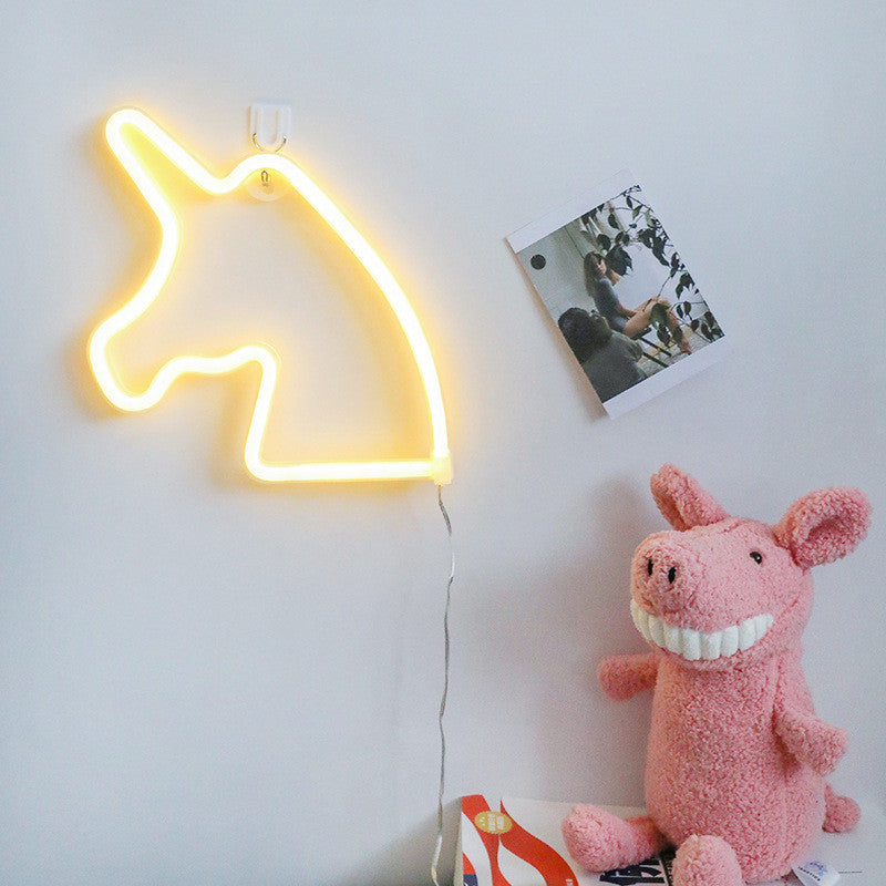 Unicorn Neon Sign