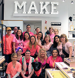 51053c00 COME WORK AT MAKE! We're always on the look out for fun, creative, and  outgoing people to join us. Click to Learn More. Print your ...