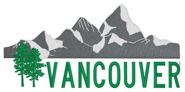 Embroidery designs make vancouver