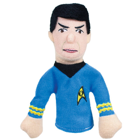 Spock Magnetic Personality