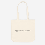 Custom Tote Bag - Natural