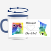 Custom Inner Colour Mug 11oz - 325 ml