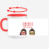 Custom Inner Colour Mug 11 oz