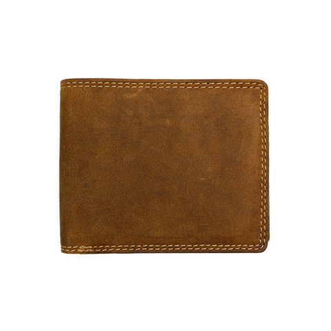 Adrian Klis Leather Billfold Wallet 214